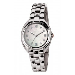 Buy Breil Ladies Watch Claridge TW1587 Mother of Pearl Quartz