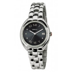 Buy Breil Ladies Watch Claridge TW1589 Swarovski Quartz