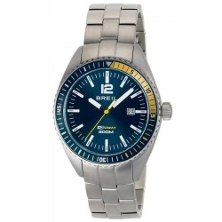 Breil Men's Watch Midway Diver 200M TW1630 Quartz