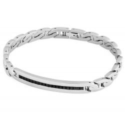 Buy Brosway Men's Bracelet New Flat Chain BFC31