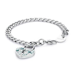 Buy Brosway Ladies Bracelet Private Love Edition BPV15 Heart