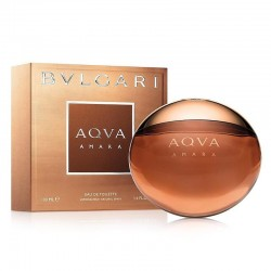 Bulgari Aqua Amara Perfume for Men Eau de Toilette EDT 100 ml