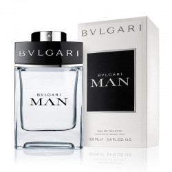 Bulgari Man Perfume for Men Eau de Toilette EDT 100 ml