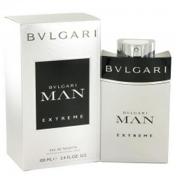 Buy Bulgari Man Extreme Perfume for Men Eau de Toilette EDT Vapo 100 ml