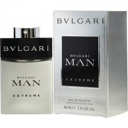 Bulgari Man Extreme Perfume for Men Eau de Toilette EDT 60 ml