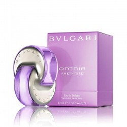 Bulgari Omnia Amethyste Perfume for Women Eau de Toilette EDT 40 ml