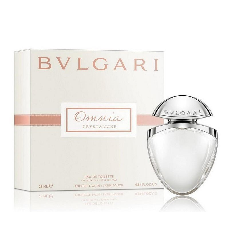 Buy Bulgari Omnia Crystalline Perfume for Women Eau de Toilette EDT Vapo 25  ml ca86f050c46