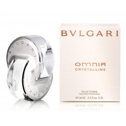 Buy Bulgari Omnia Crystalline Perfume for Women Eau de Toilette EDT Vapo 65 ml