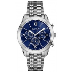Buy Bulova Men's Watch Dress 96A174 Quartz Chronograph