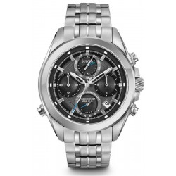 Bulova Men's Watch Dress Precisionist 4 Eye 96B260 Quartz Chronograph