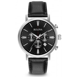 Buy Bulova Men's Watch Aerojet 96B262 Quartz Chronograph