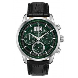 Buy Bulova Men's Watch Sutton Classic 96B310 Quartz Chronograph
