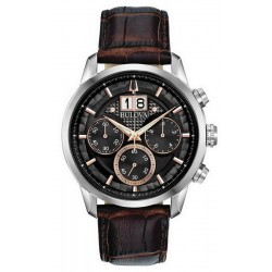 Buy Bulova Men's Watch Sutton Classic 96B311 Quartz Chronograph