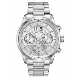 Buy Bulova Men's Watch Sutton Classic 96B318 Quartz Chronograph