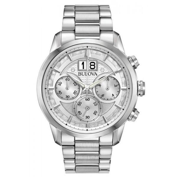 Buy Bulova Men's Watch Sutton Classic 96B318 Quartz Chronograph