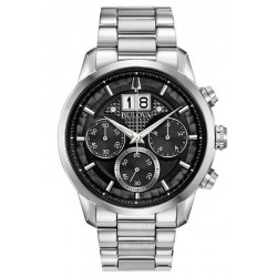 Buy Bulova Men's Watch Sutton Classic 96B319 Quartz Chronograph