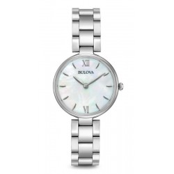 Buy Bulova Ladies Watch Dress 96L229 Mother of Pearl Quartz
