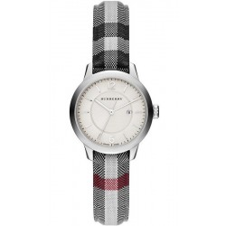Buy Burberry Ladies Watch The Classic Round BU10103