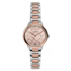 Burberry Ladies Watch The Classic Round BU10117