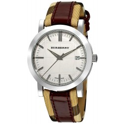Buy Burberry Unisex Watch Heritage Nova Check BU1389