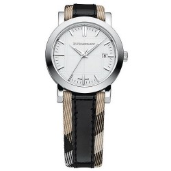 Buy Burberry Ladies Watch Heritage Nova Check BU1396
