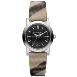 Buy Burberry Ladies Watch The City Nova Check BU1773