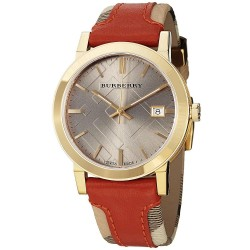 Buy Burberry Ladies Watch Heritage Nova Check BU9016