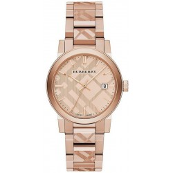 Buy Burberry Ladies Watch The City BU9039