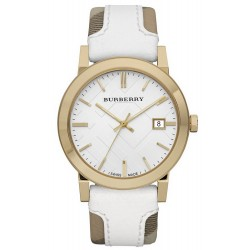 Buy Burberry Ladies Watch Heritage Nova Check BU9110