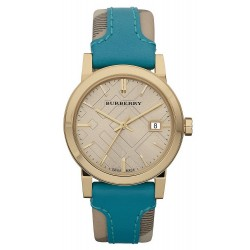 Buy Burberry Ladies Watch Heritage Nova Check BU9112