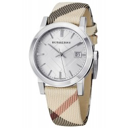 Burberry Ladies Watch The City Nova Check BU9113