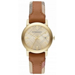 Buy Burberry Ladies Watch The City Haymarket BU9133