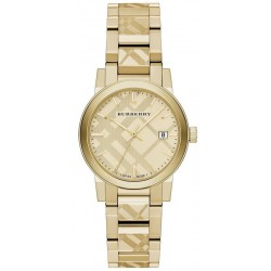 Buy Burberry Ladies Watch The City BU9145