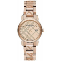Buy Burberry Ladies Watch The City BU9146