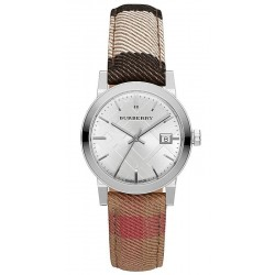 Buy Burberry Ladies Watch The City BU9151