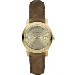 Buy Burberry Ladies Watch The City BU9153