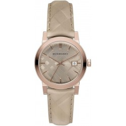 Buy Burberry Ladies Watch The City BU9154