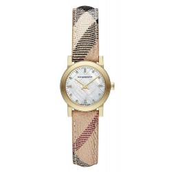 Buy Burberry Ladies Watch The City BU9226 Diamonds