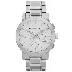 Buy Burberry Men's Watch The City BU9350 Chronograph