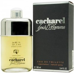 Cacharel Pour l'Homme Perfume for Men Eau de Toilette EDT Vapo 100 ml