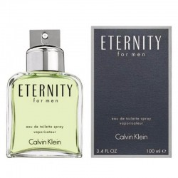 Buy Calvin Klein Eternity Perfume for Men Eau de Toilette EDT Vapo 100 ml