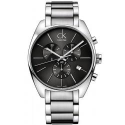 Calvin Klein Men's Watch Exchange K2F27161 Chronograph