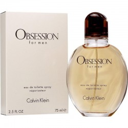 Buy Calvin Klein Obsession Perfume for Men Eau de Toilette EDT Vapo 75 ml