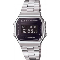 Buy Casio Vintage Unisex Watch A168WEM-1EF