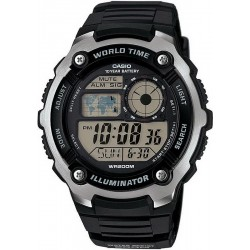 Casio Collection Men's Watch AE-2100W-1AVEF Digital Multifunction
