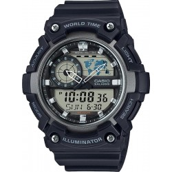 Buy Casio Collection Men's Watch AEQ-200W-1AVEF Multifunction Ana-Digi