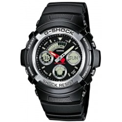 Buy Casio G-Shock Men's Watch AW-590-1AER Multifunction Ana-Digi