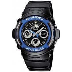 Buy Casio G-Shock Men's Watch AW-591-2AER Multifunction Ana-Digi
