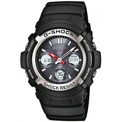 Buy Casio G-Shock Men's Watch AWG-M100-1AER Multifunction Ana-Digi