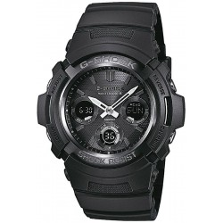 Buy Casio G-Shock Men's Watch AWG-M100B-1AER